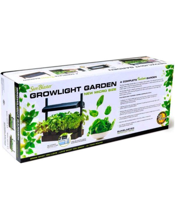 Sunblaster Micro Growlight Garden – T5HO Lighting – Black