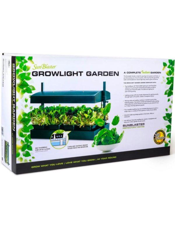 SunBlaster Growlight Garden - Black - T5HO
