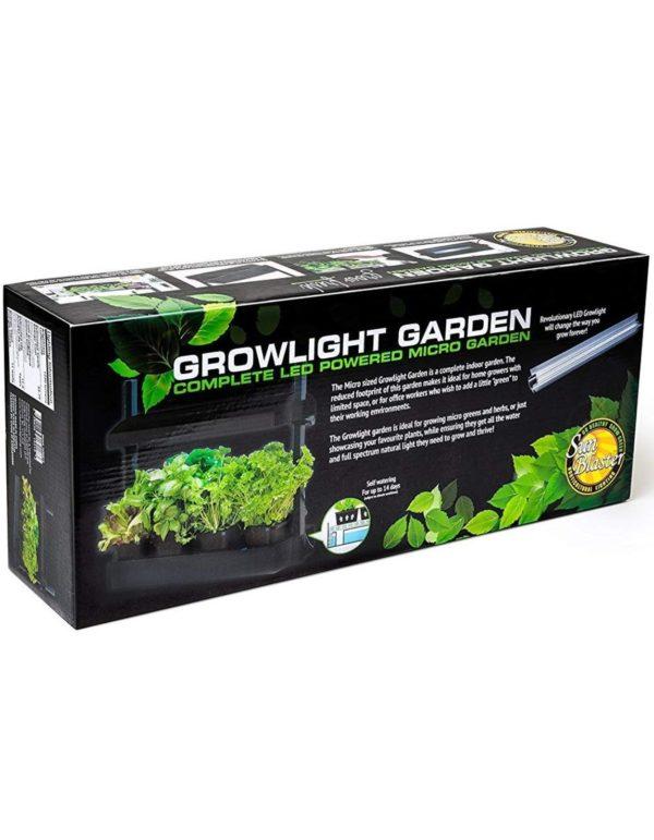 Micro Growlight Garden – LED – Black