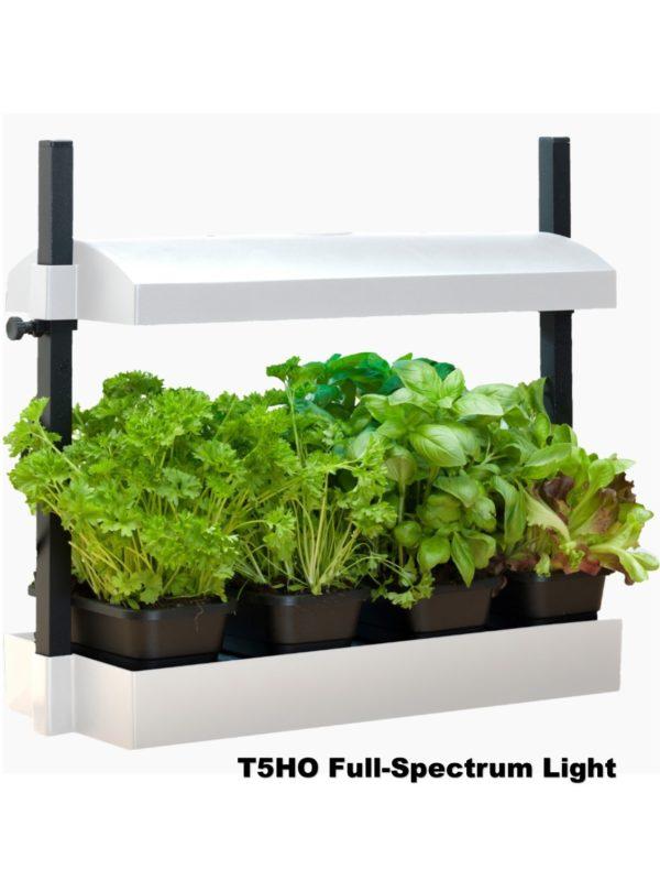 SunBlaster Micro Growlight Garden – T5HO Lighting – White