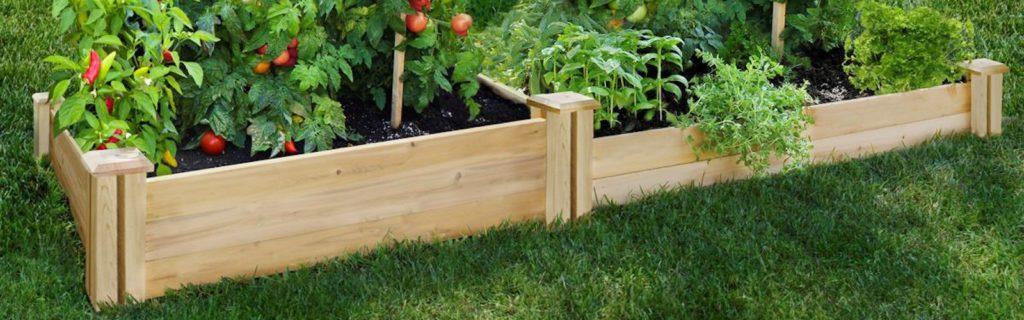 12 Advantages for Raised Garden-Beds