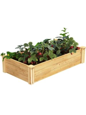 2X4 Greenes Raised Garden-Bed