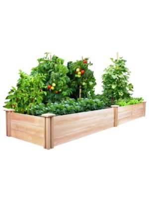 2X8 Greenes Raised Garden-Bed