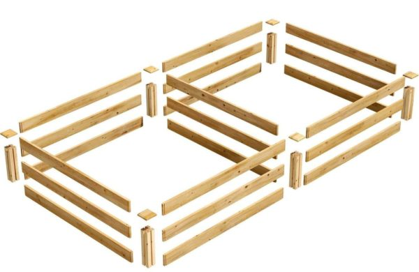 4X8 Greenes Raised Garden-Bed