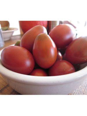 Organic Black-Plum Tomato Seeds