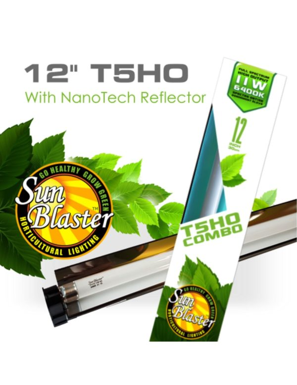 T5HO Light-Kit Nanotech Combo
