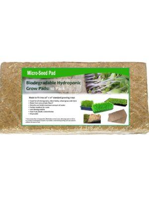Jute MicroGreen Grow Mat
